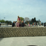 Zadar das Forum neben Sv Donat