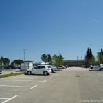 Parkplatz Zadar Flughafen
